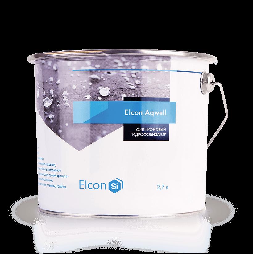 Гидрофобизатор с эффектом мокрого камня Elcon Aqwell