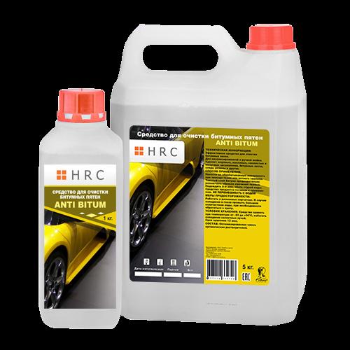 HRC Anti-Bitum - средство для очистки битумных пятен