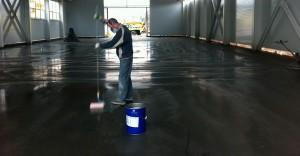 Средство по уходу за свежеуложенным бетоном Мастер Пол Cure